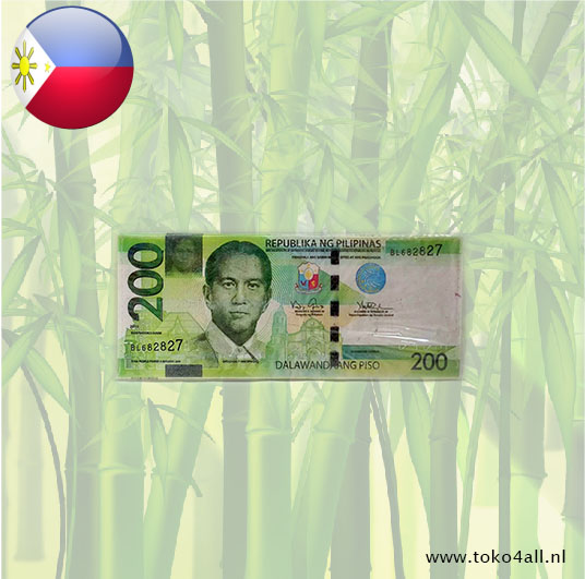 Toko 4 All - My Little Philippines - Wallet Dalawandaang Piso edition