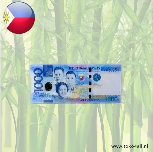 Toko 4 All - Wallet Sanlibong Piso edition