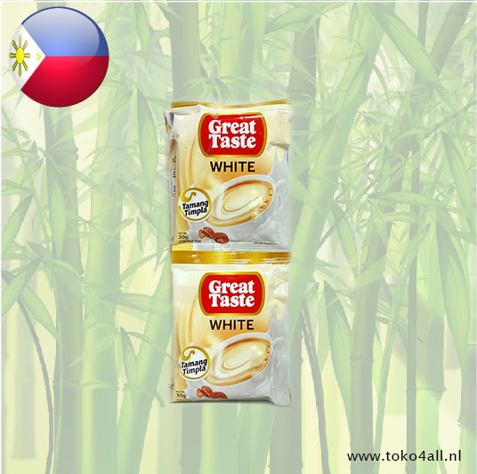 Toko 4 All - White Coffee Mix 10 x 30 gr Great Taste