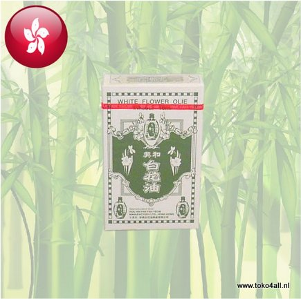 Toko 4 All - White Flower oil 10 ml Hoe Hin Pak Fah Yeow