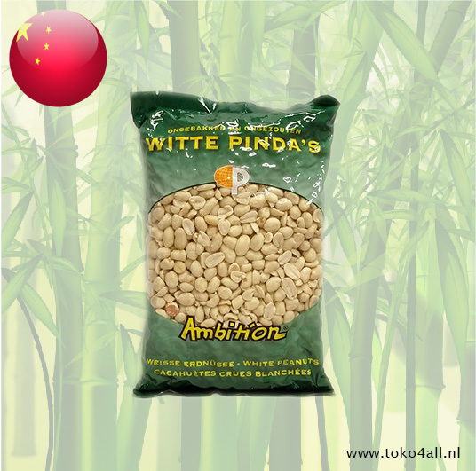 Toko 4 All - My Little Philippines - White Peanuts 1 kg Ambition
