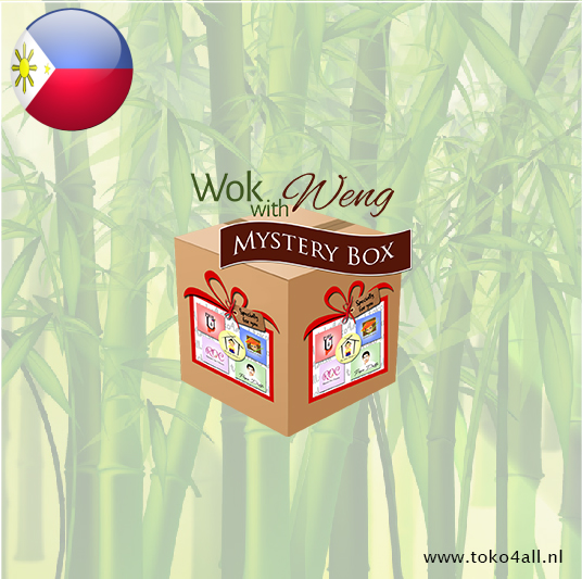 Toko 4 All - Wok With Weng Mystery Box