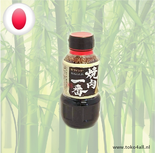 Toko 4 All - My Little Philippines - Yakiniku sauce with sesame 320 gr Daisho