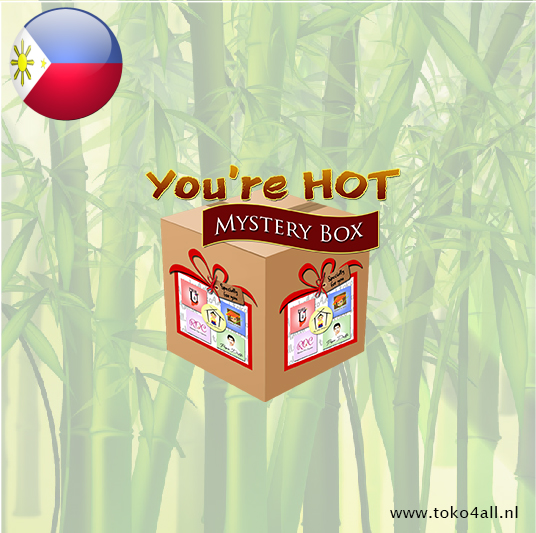Toko 4 All - My Little Philippines - Your Hot Mystery Box