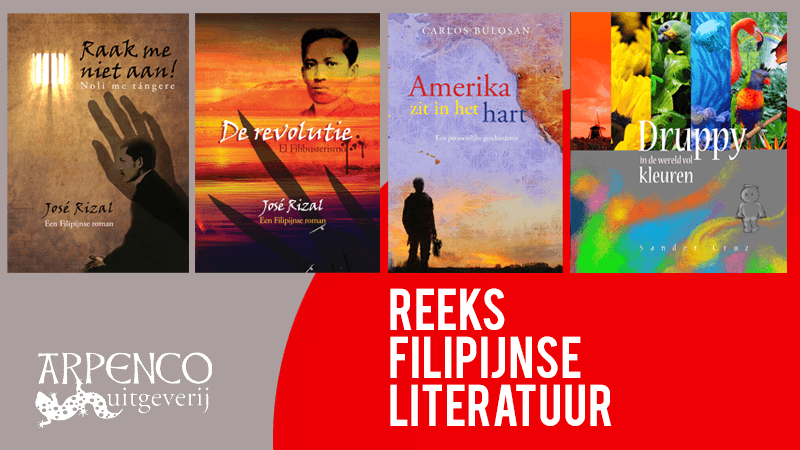 Arpenco boeken - Toko 4 all - My Little Philippines