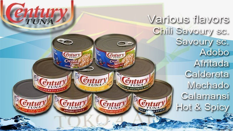 Century Tuna - Toko 4 all - My Little Philippines