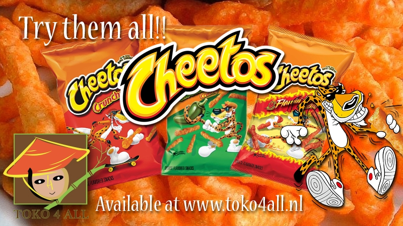 Cheetos - Toko 4 all - My Little Philippines