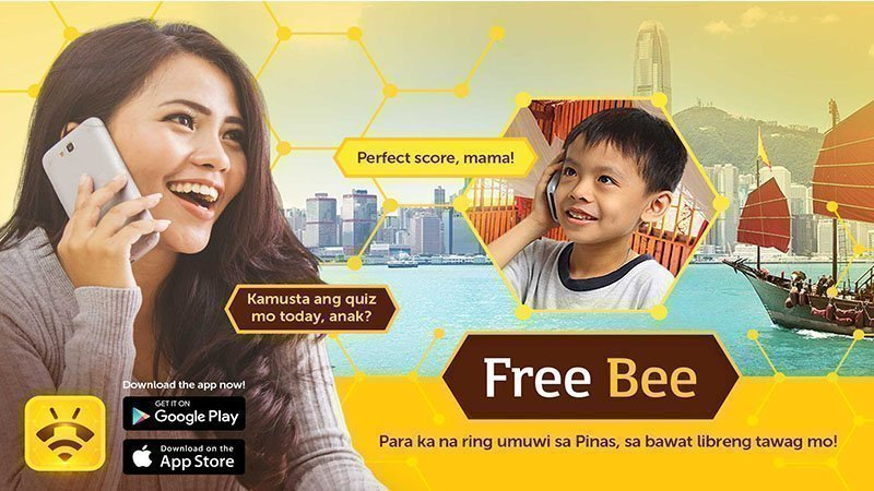 Free Bee - Toko 4 all - My Little Philippines